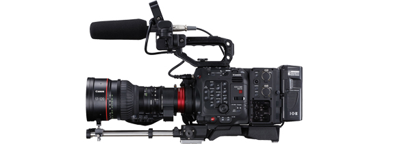Canon C300MKIII, B&H-The Studio