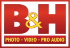 B&H Photo, Video, Pro Audio logo