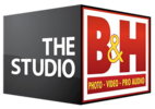 B&H-The Studio logo